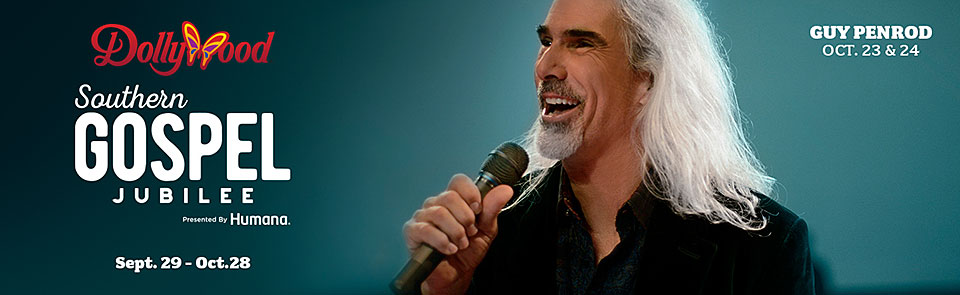 Guy Penrod at Harvest Festival, Dollywood