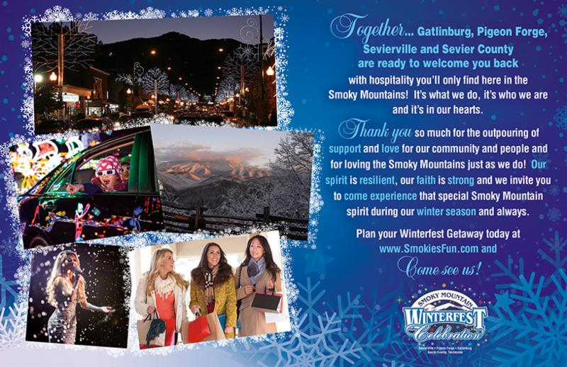 Winterfest in the Smoky Mountains