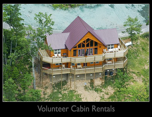 arrowhead rental cabin near gatlinburg