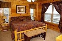 Arrowhead Rental Cabin Near Gatlinburg